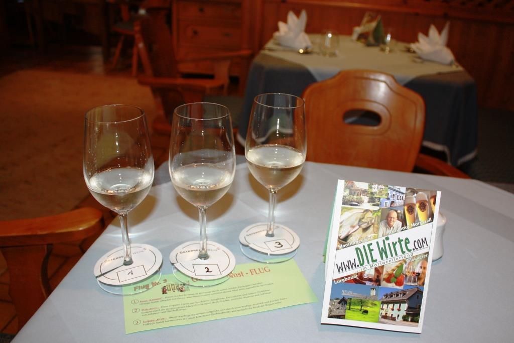 Filzwieser in St. Sebastian: Authentisches Mostviertler Essen auf hohem Niveau
