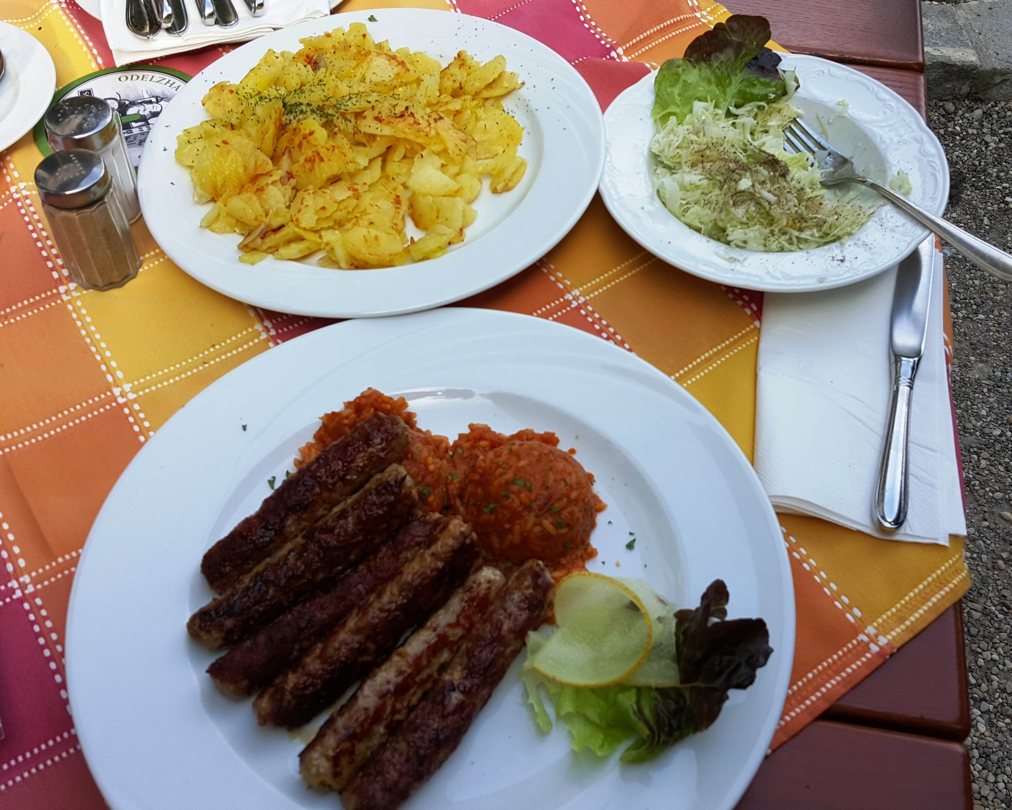 Die Post in Eurasburg: Die besten Ćevapčići die ich kenne