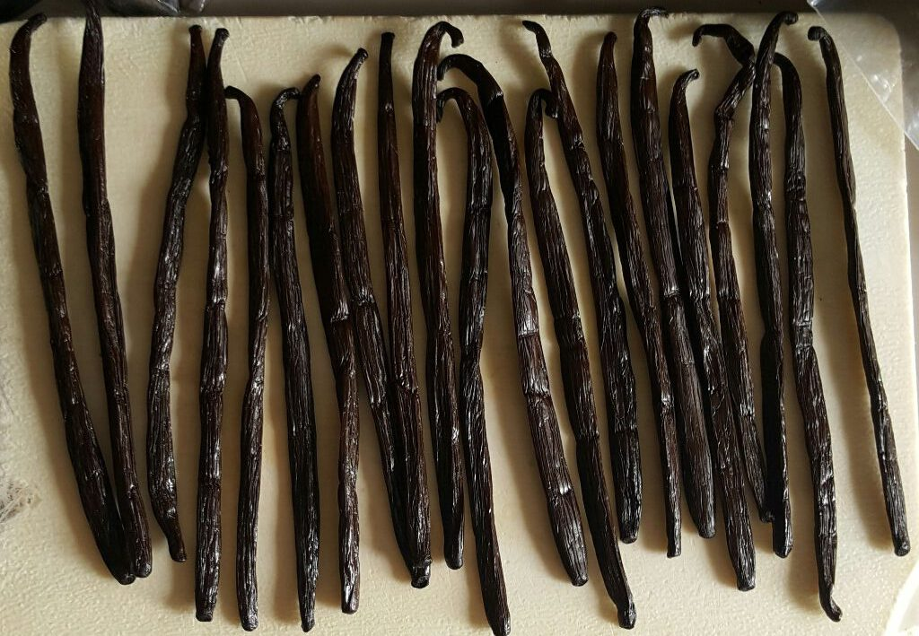 Echte Bourbon-Vanille aus ökologischem Anbau, biozertifiziert und Fairtrade gibt es in … Peutenhausen,