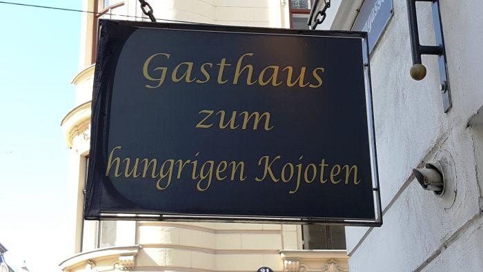 Restaurant-Namen gibt es …