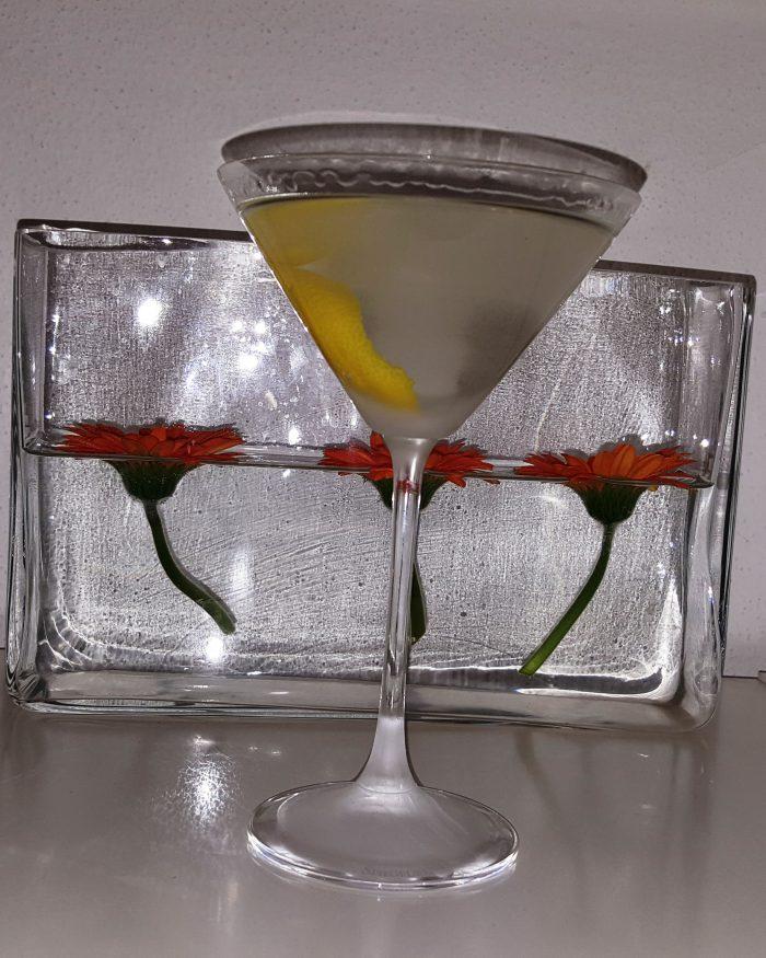 Here we go, auch in der Oberpfalz gibt's trockene Martinis