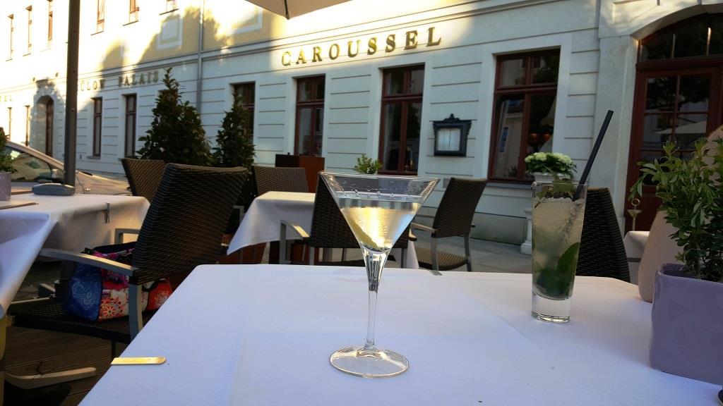 Frohes Wochenende aus dem Bülow Palais in Dresden