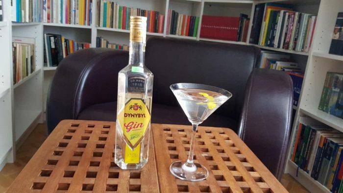 """Die """"Beute"""" vom letzten Wochenende in Karlsbad: Tschechischer Gin!"""