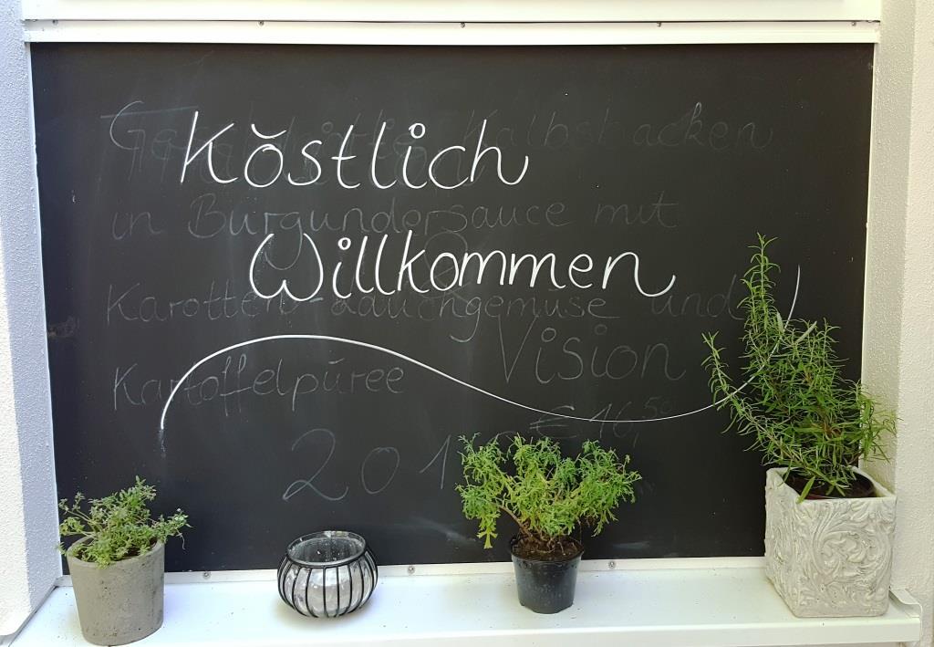 Gasthaus Settele Augsburg-Haunstetten: Generationenwechsel mit viel Werbe-Tam-Tam und unverändert mäßiger Küchenleistung
