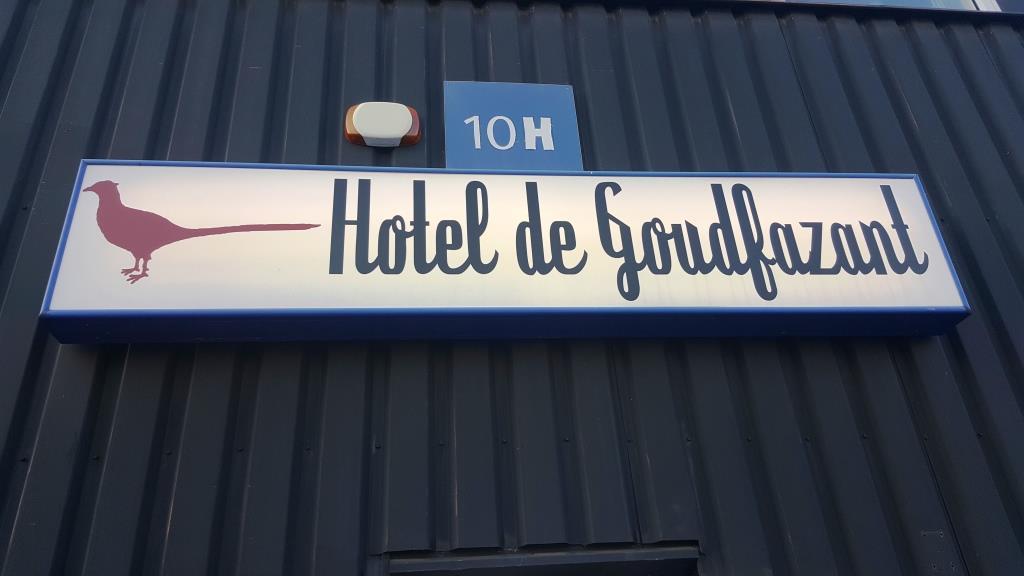 Hotel De Goudfazant, Amsterdam: Trendiger Szeneschuppen mit gekonnter, bodenständiger, recht guter Küche ohne Spinnereien