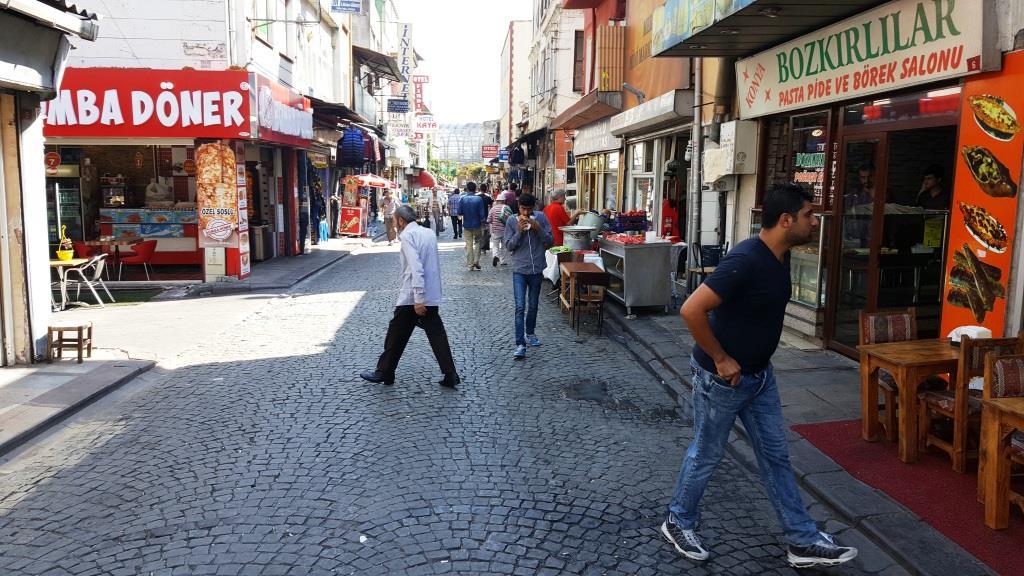 Hilfsbereitschaft auf Türkisch