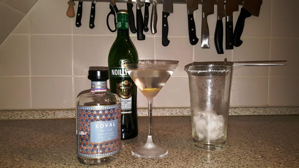 Kosherer Gin ….
