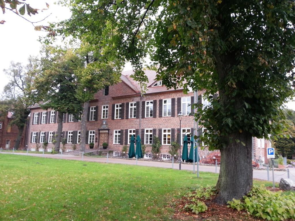 Romantik Hotel Gutshaus Ludorf: traumhaftes Hide-Out mit enttäuschender Küche