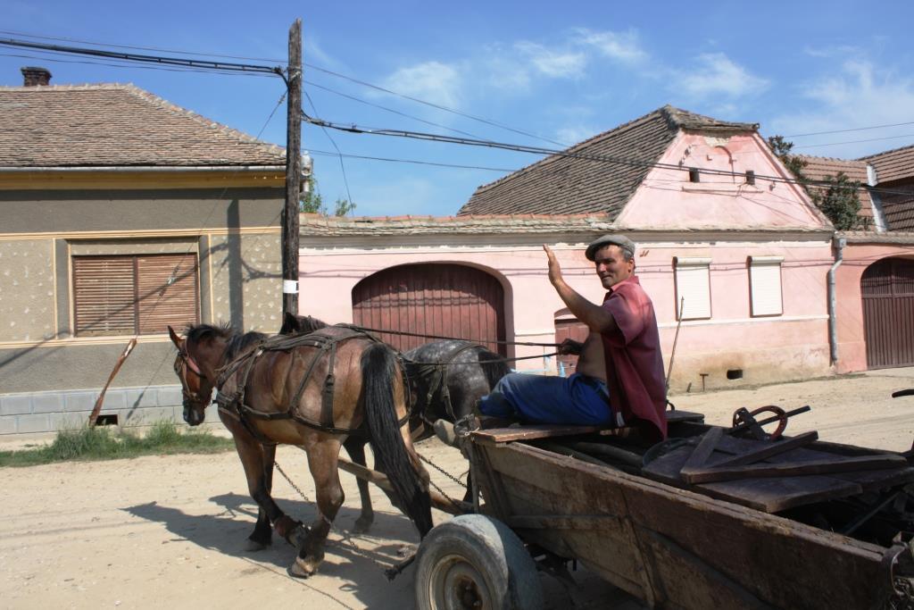 Vergessene Orte: Sibiu / Hermannstadt