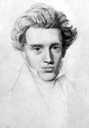 """""""Die meisten Menschen hasten so sehr nach Genuss, dass sie an ihm vorbeirennen."""" (Søren Aabye Kierkegaard (1813 – 1855), dänischer Philosoph, Theologe und Schriftsteller)"""
