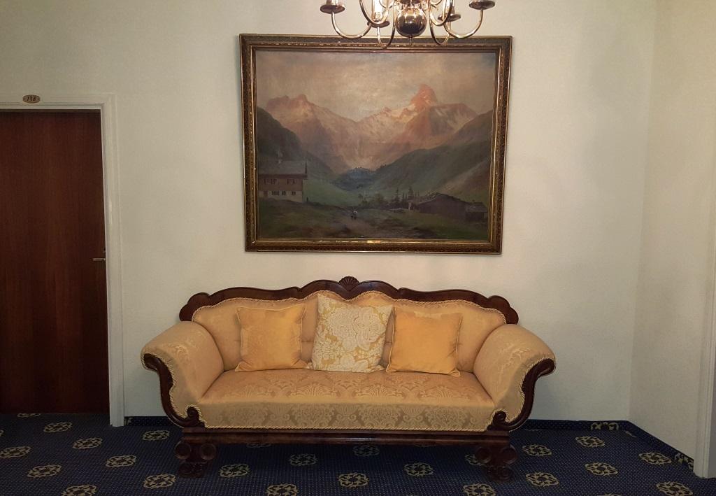 Hotel Bayrischer Hof in Lindau: Es gibt einfach Träume, die sollten Träume bleiben
