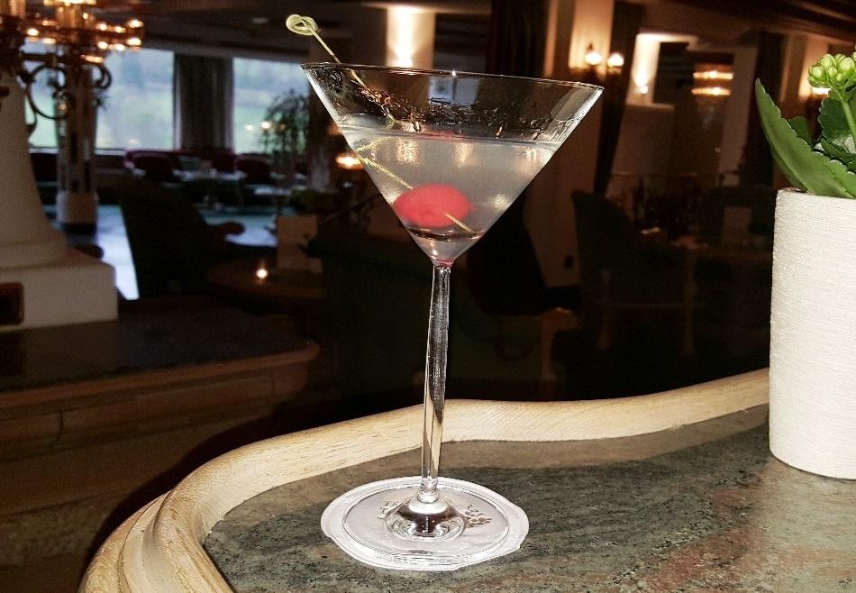 Black Forest Martini …