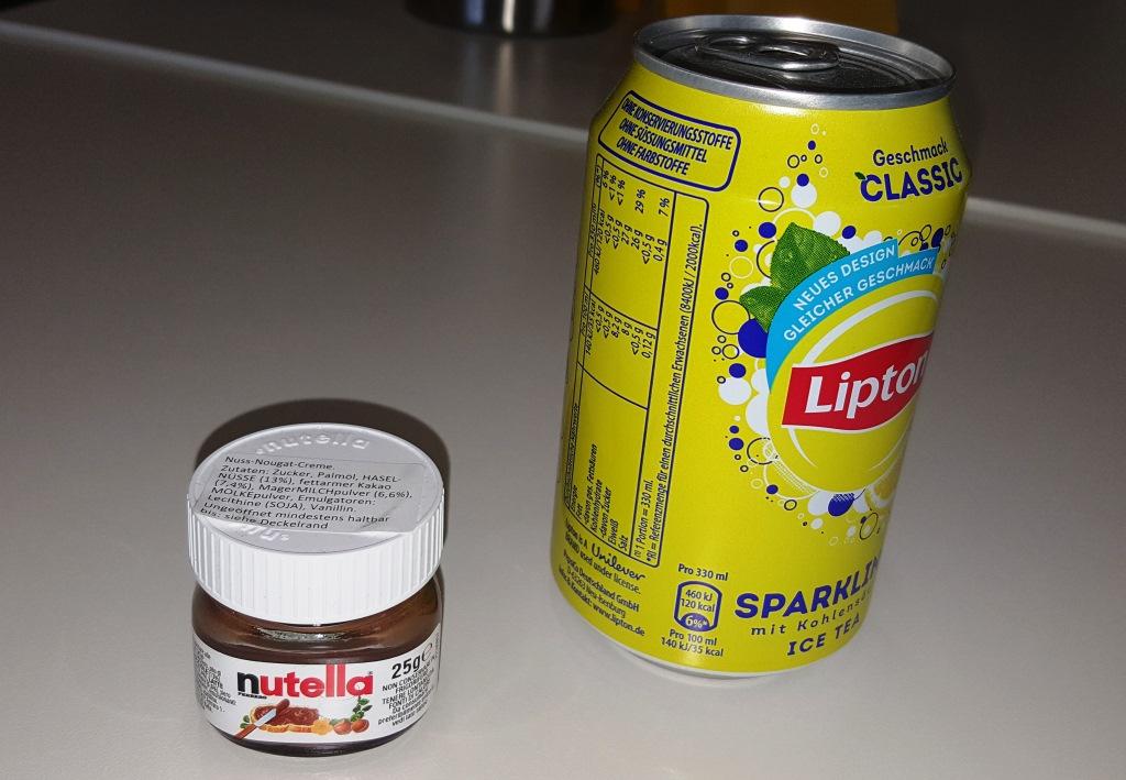 Marginalie 40 – Das Kilo Nutella für 80 EURO, oder warum Marketing geil ist