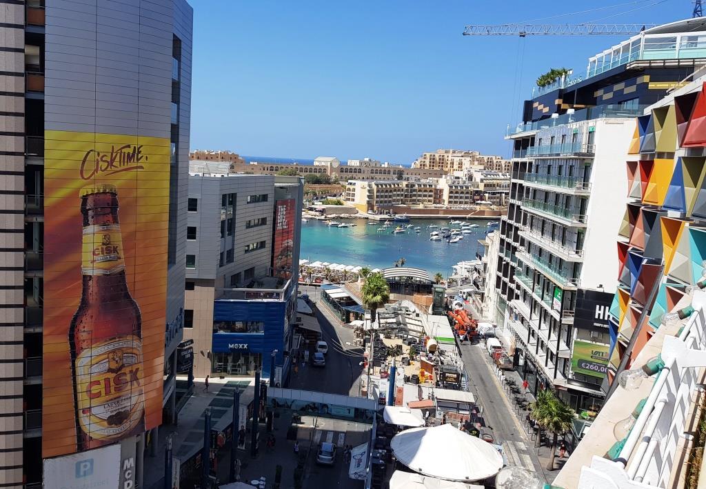 Malta, Interconti, Intercontinental, St. Julians, Martini, Tanqueray
