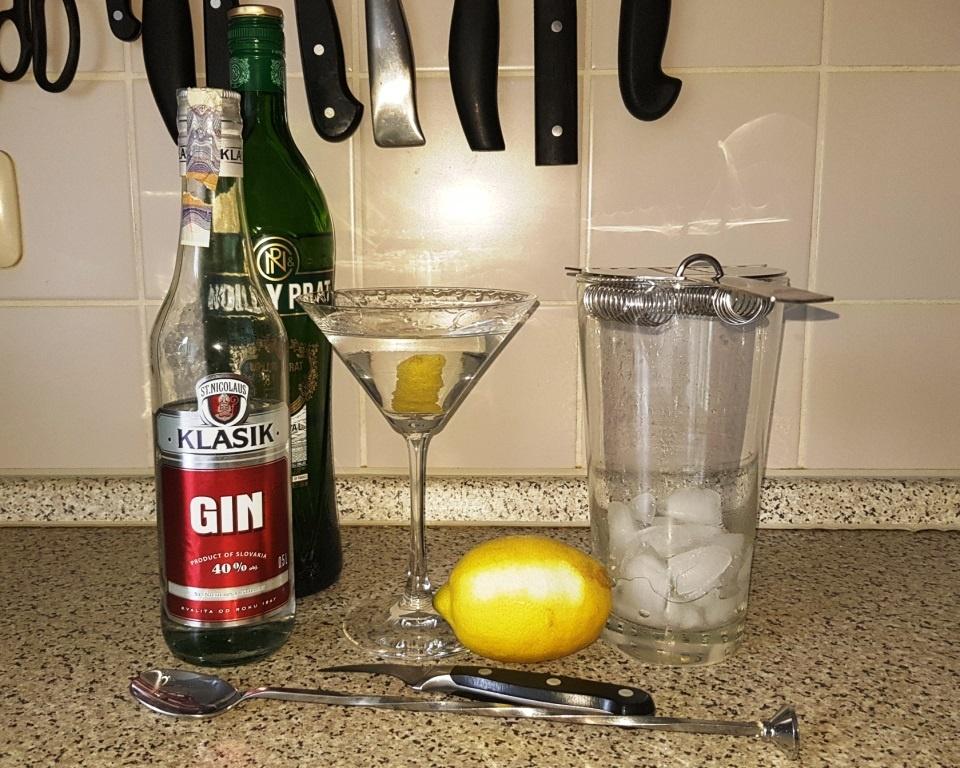 Klasik Gin von St. Nicolaus