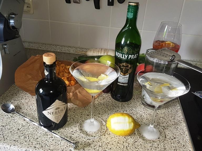 Needle Blackforrest Gin: der dreihundertachtzehnte Schwarzwald-Gin, überflüssig wie ein Kropf und schmeckt wie Almdudler mit Benzol im Abgang