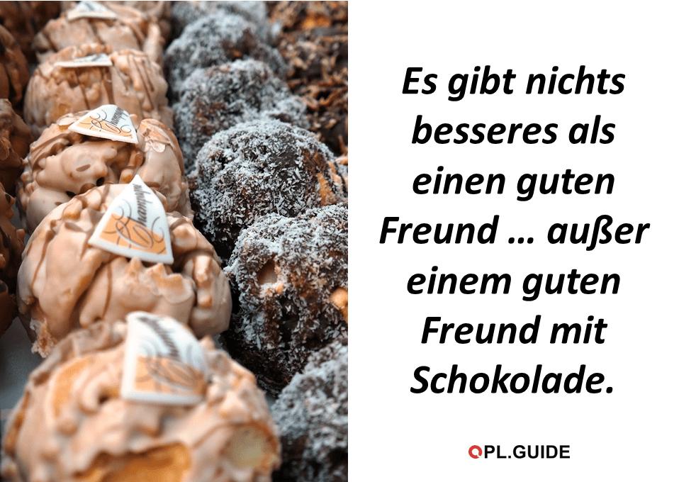 Schokoladenwoche auf OPL.GUIDE 4/7