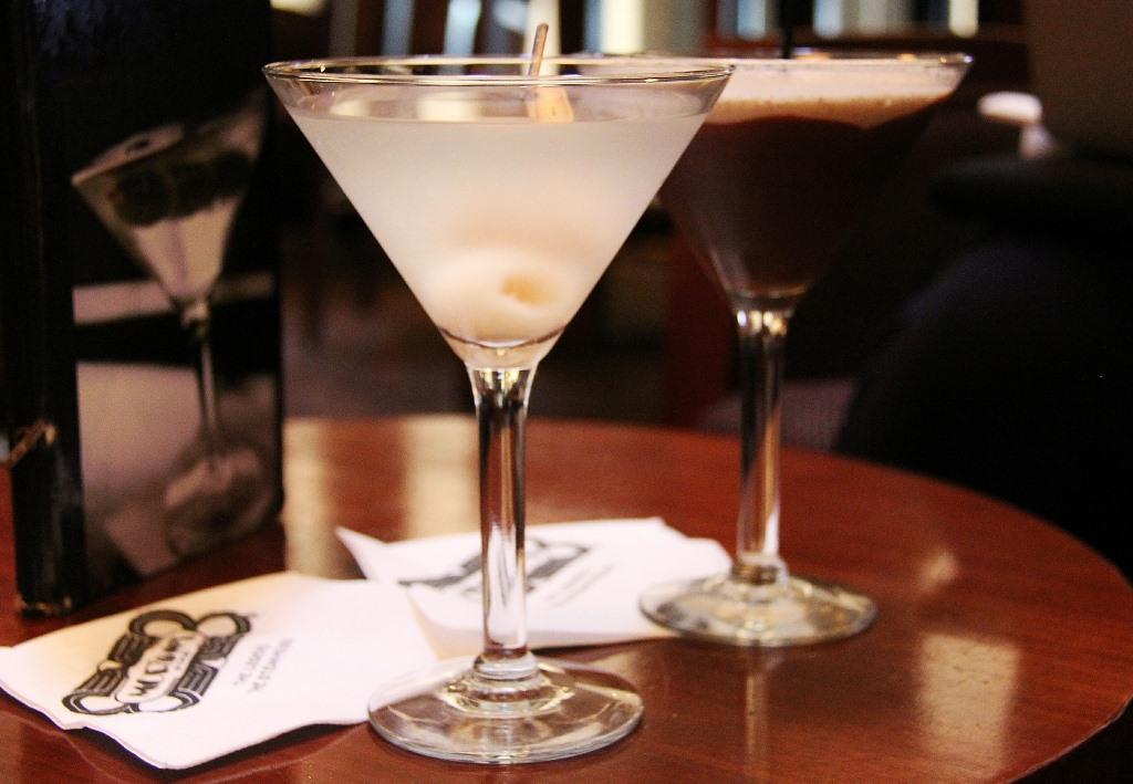 Schokoladen-Martini: Trotzdem ein schönes WE