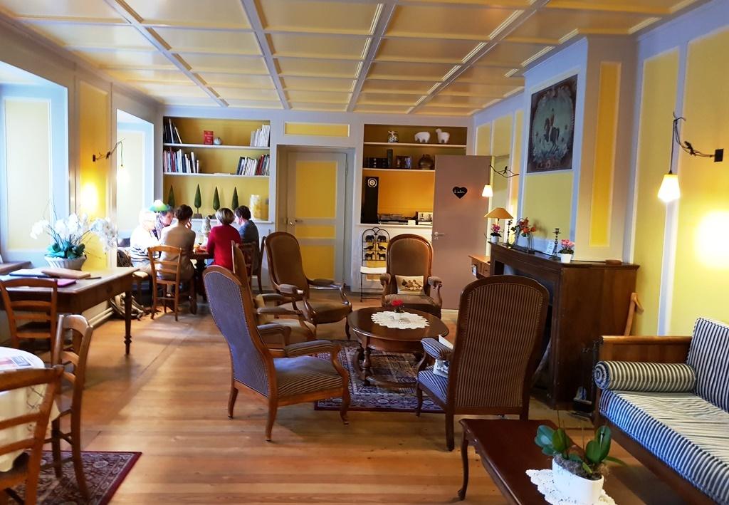 Der Schweizer Jura und das Hôtel de la Chaux-d'Abel … aus einer anderen Zeit