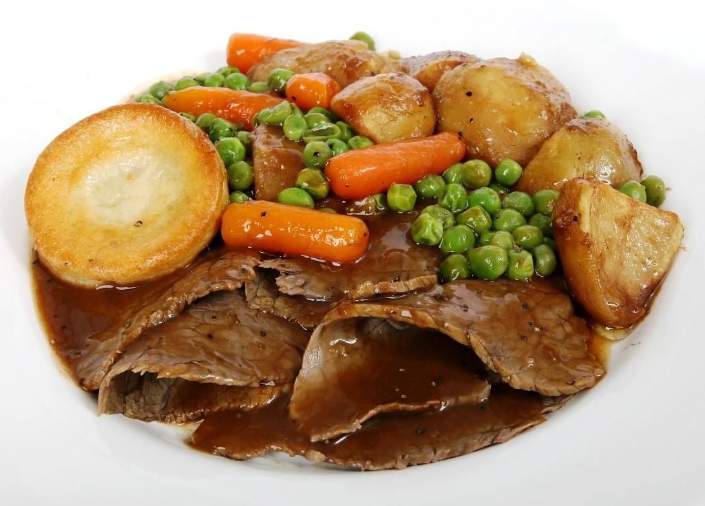 Marginalie 50: Gutes Britisches Essen (haha)