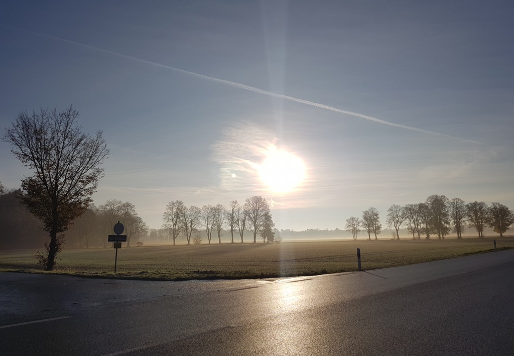 Novembermorgen im Paar-Tal