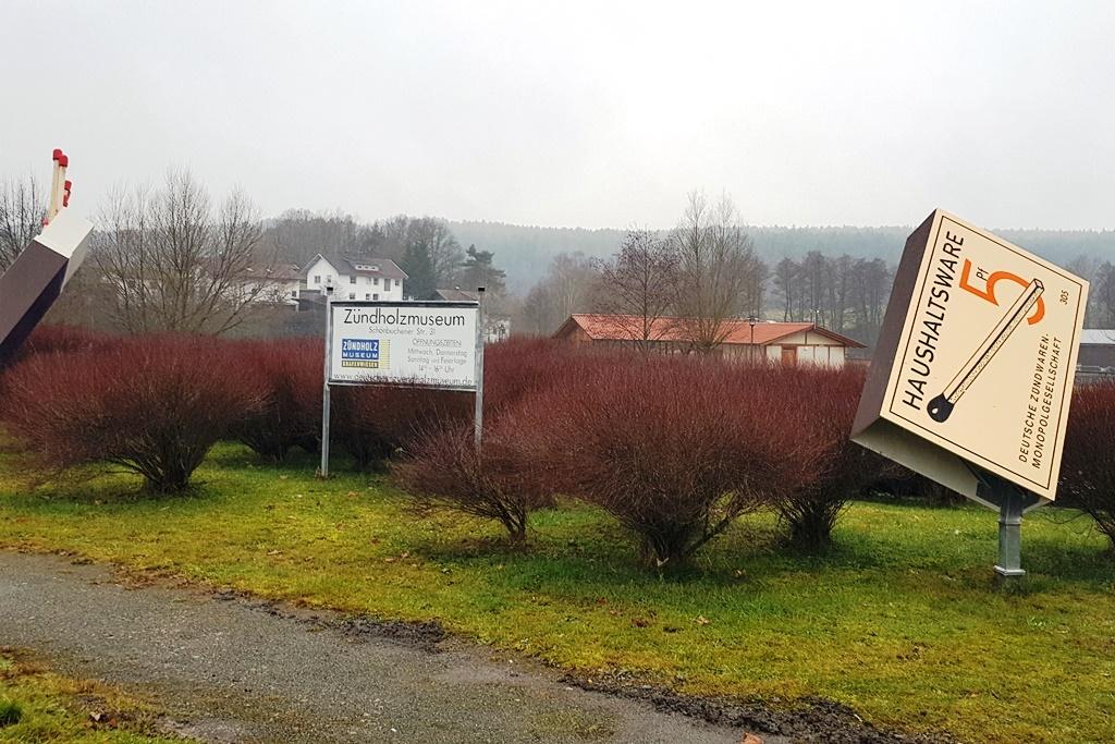 Zündholzmuseum Grafenwiesen