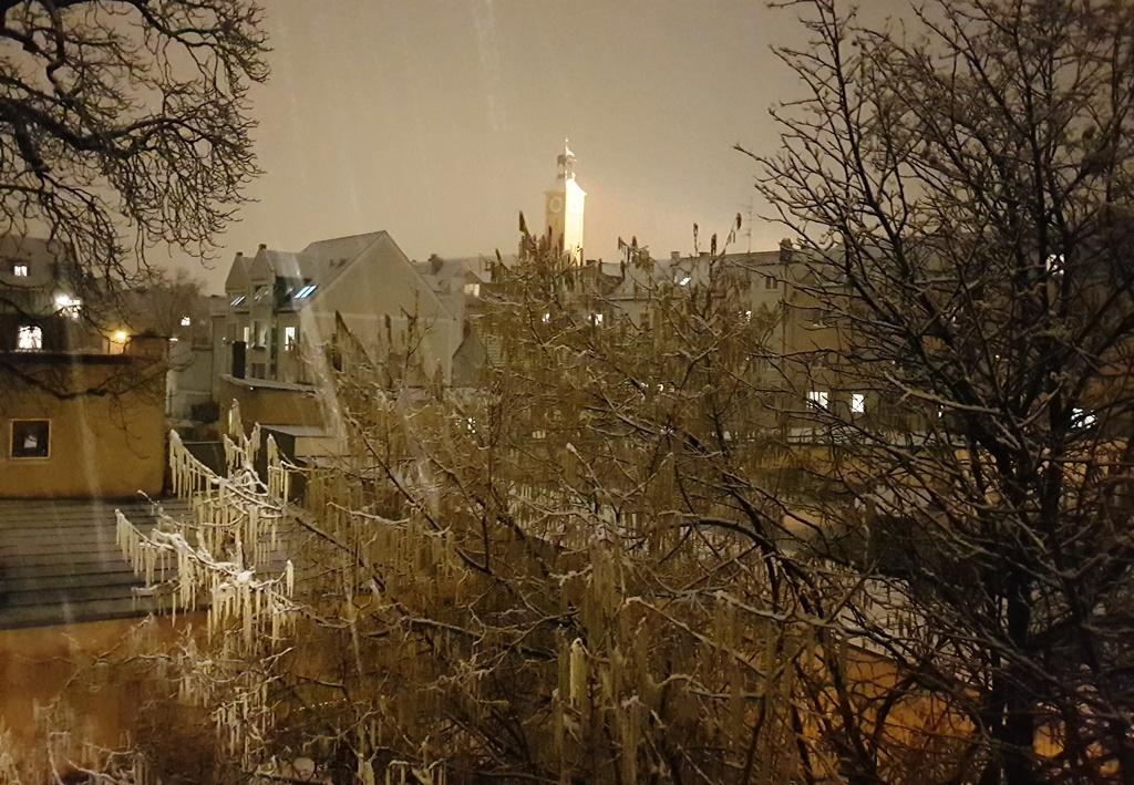 Winterwonderland … für 24 Stunden …