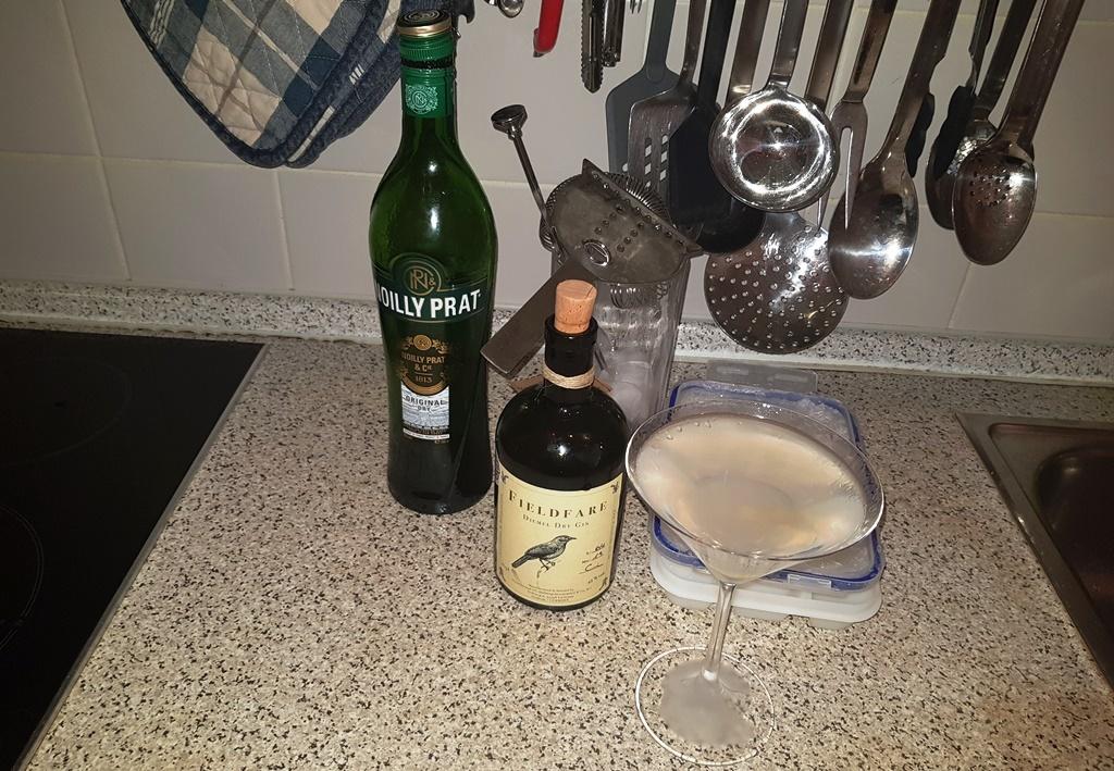 Gin von daheim: Fieldfare Diemel Dry Gin