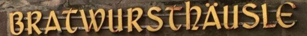 Eisbein, Behringer, Tucher, Nürnberg, Nuernberg, Bratwursthäusle, Bratwursthaeusle, Goldenes Posthorn, Bratwurst Glöcklein, Meerrettich, Kartoffelsalat, Senf, Kartoffelsuppe, Leberknödelsuppe, Franken