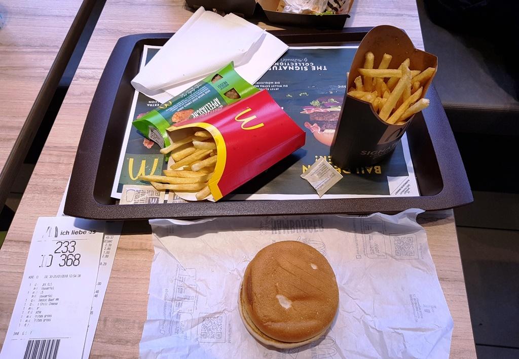 """McDonalds Restaurant der Zukunft: """"To rattle in the East, while attaking in the West"""" – einfach mal wieder genial"""