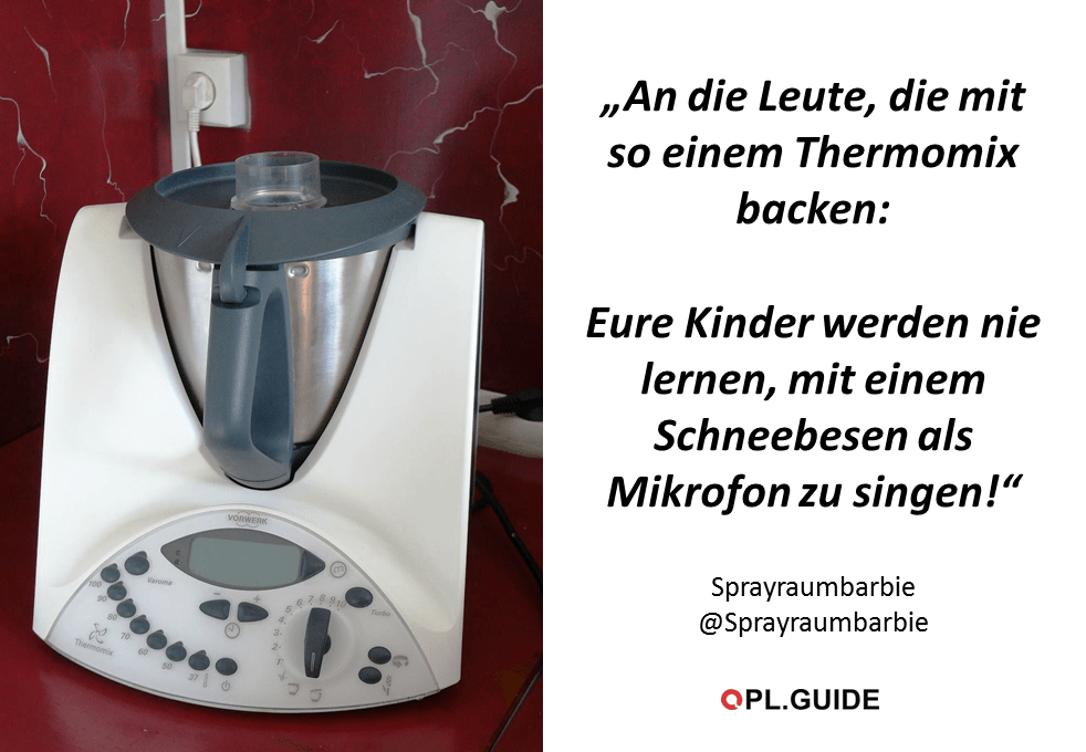Thermomurx-Bashing die Vierte