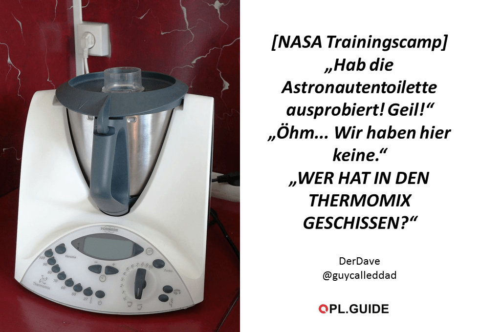 Thermomurx-Bashing die Sechste