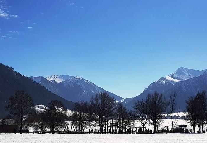 Schliersee, Bayern, Alpen, Oberbayern