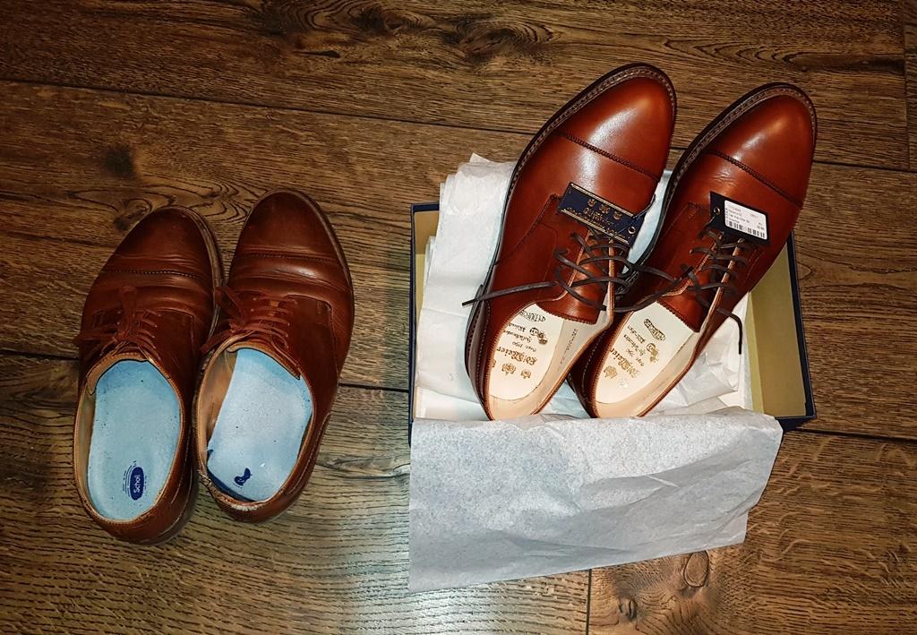 Ich muss sparen: ich kann mir keine billigen Schuhe leisten