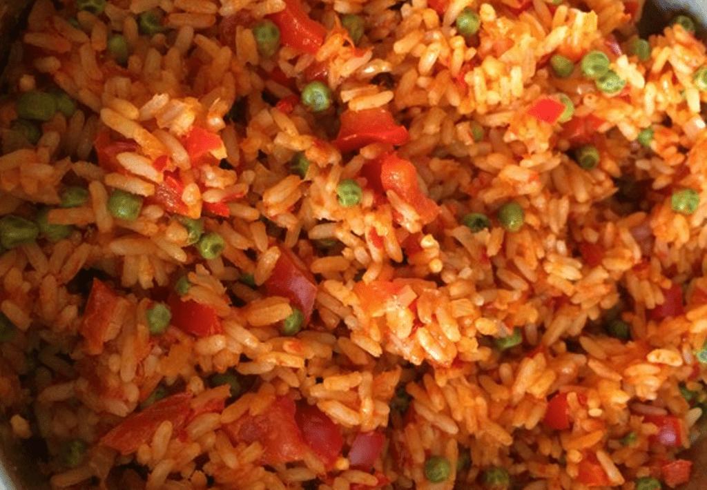Mein Djuwetsch-Reis