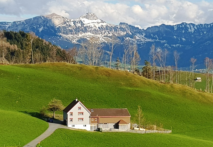 Appenzell, Bären, Schlatt, Schweiz
