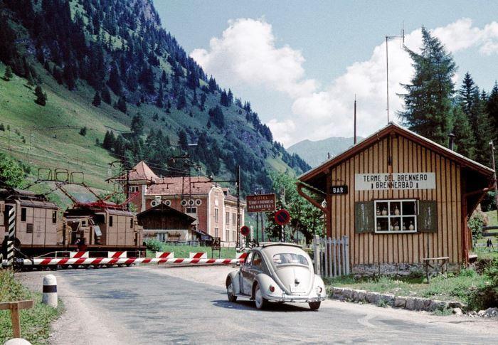 Brenner, Brennerbad
