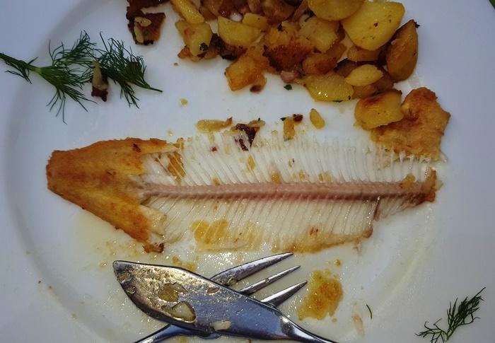 Friesengeist, Friesland, Butt, Jever, Fisch, Matjes, Butt, Grüner Hering, Nordsee-Seezunge, Seezunge, Bratkartofelln, Krabben, Schellfisch, Steinbutt