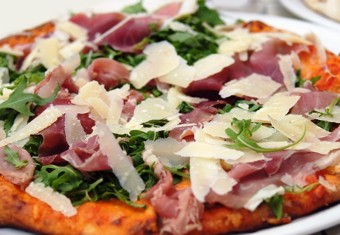 La Casina Rosa, Dresden, Sachen, Italiener, Italienisches Restaurant, Pizza