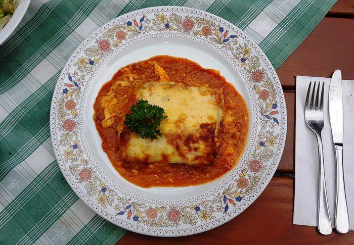 Lasagne Sorrentina