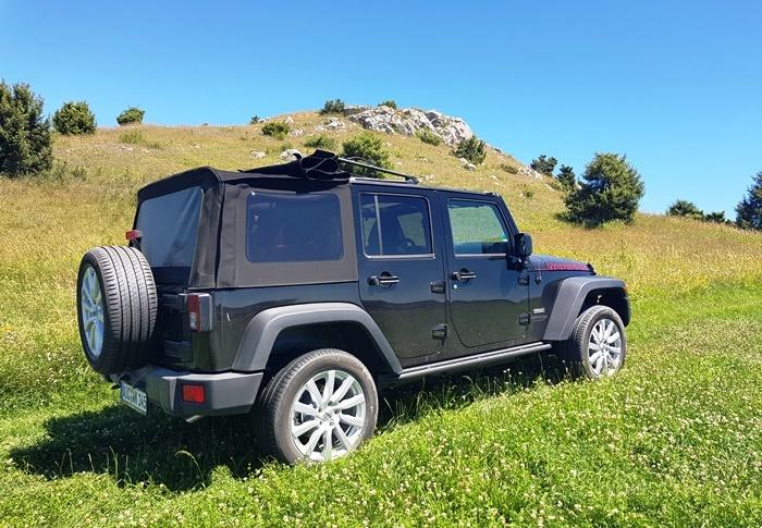 Jeep, Wrangler, Rubicon, Recon, Chrisler, Fiat, FCA, Differentialsperre, Dual Top, V6, Geländewagen