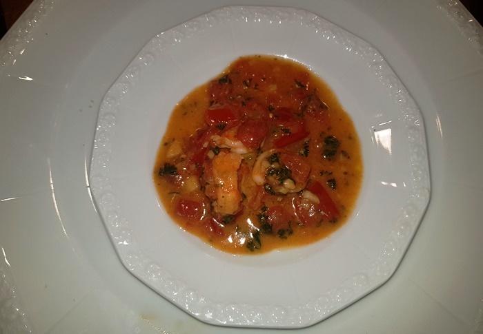 Good Gambas, San Marzano Tomaten