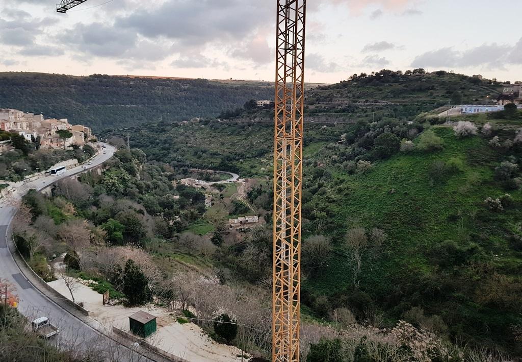"""Stadthotels auf Sizilien oder """"Aber wenn's schön wär, wären auch die Touristen hier, und dann wär's nicht mehr schön, das ist ja das Paradoxon."""" Teil 3: Ragusa"""