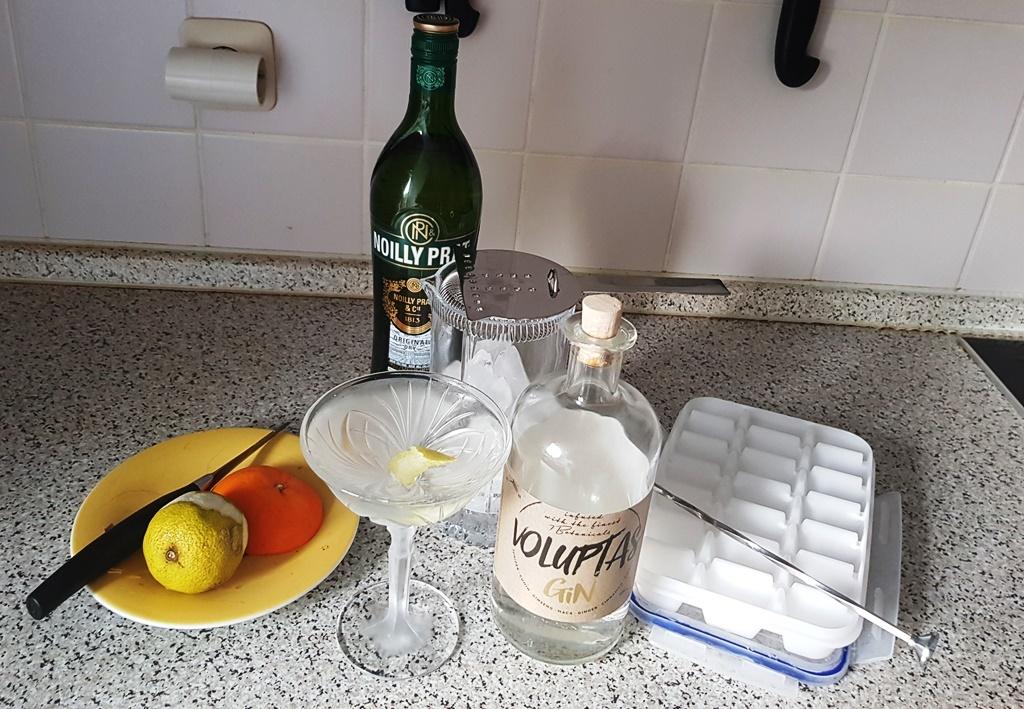 Voluptas Gin: Liebestrank reloaded
