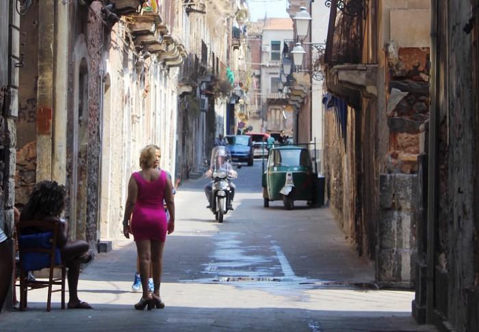 Catania, Sizilien, San Berillo