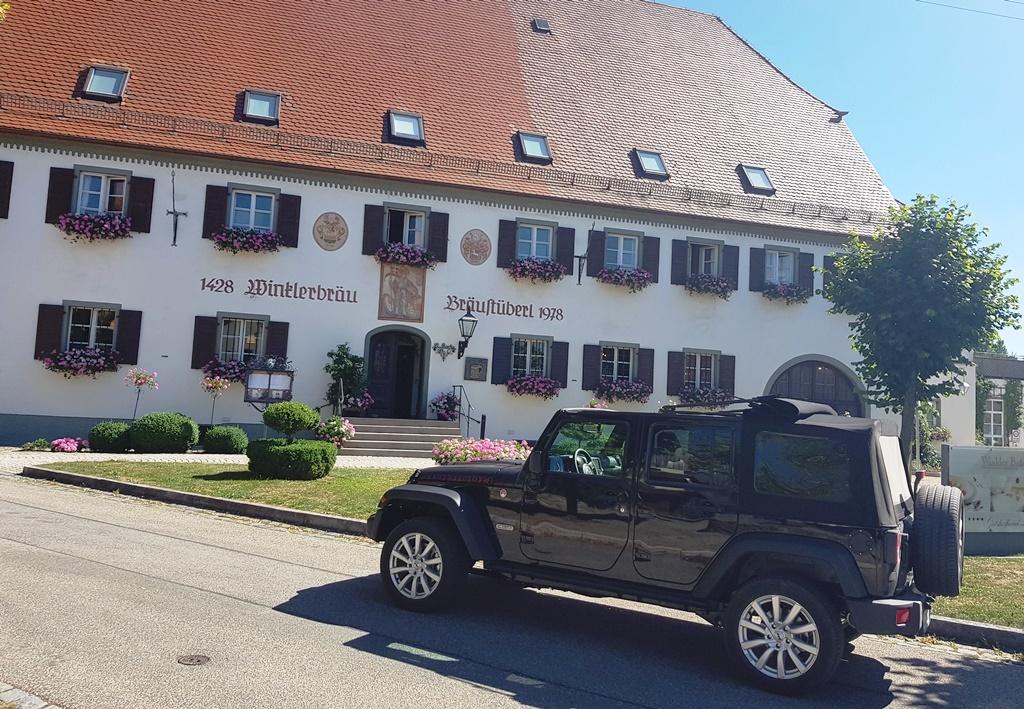 Brauereigasthof Winkler: Geölte Tagungsmaschinerie auf dem Lande