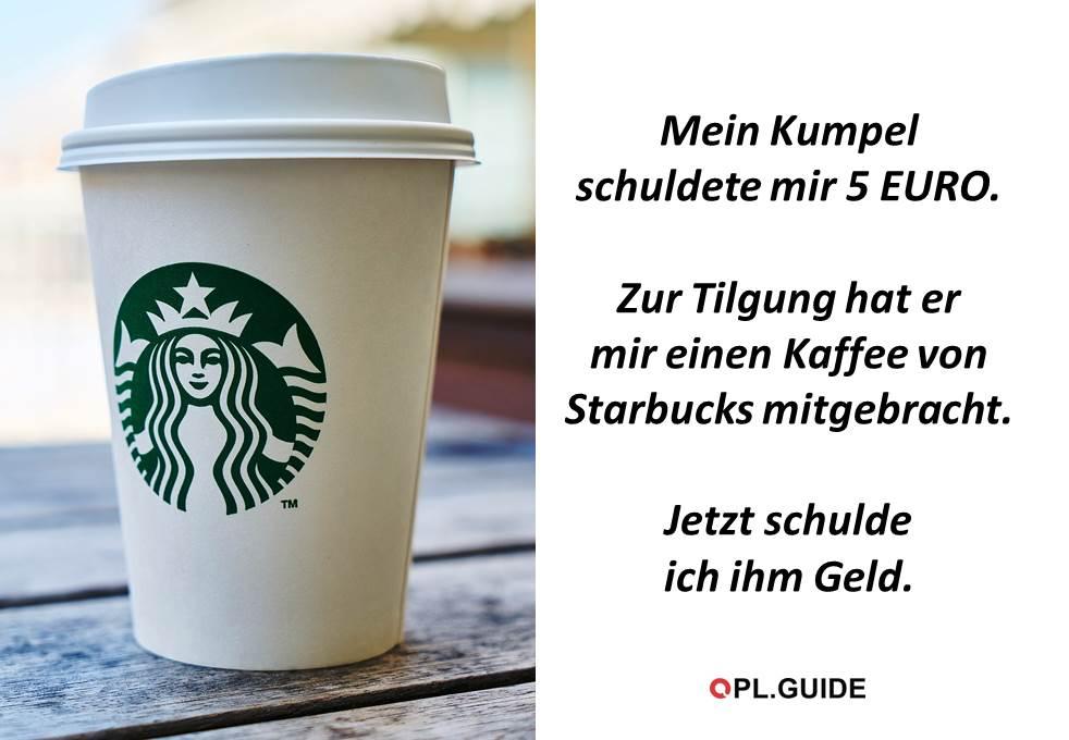 Die Wahrheit über Starbucks