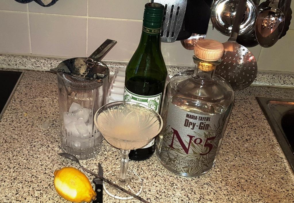 Maria Taferl Dry Gin No 5: der kann was