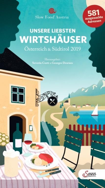 Slow Food Führer Österreich 2019 (und sein schwaches Deutsches Pendant)
