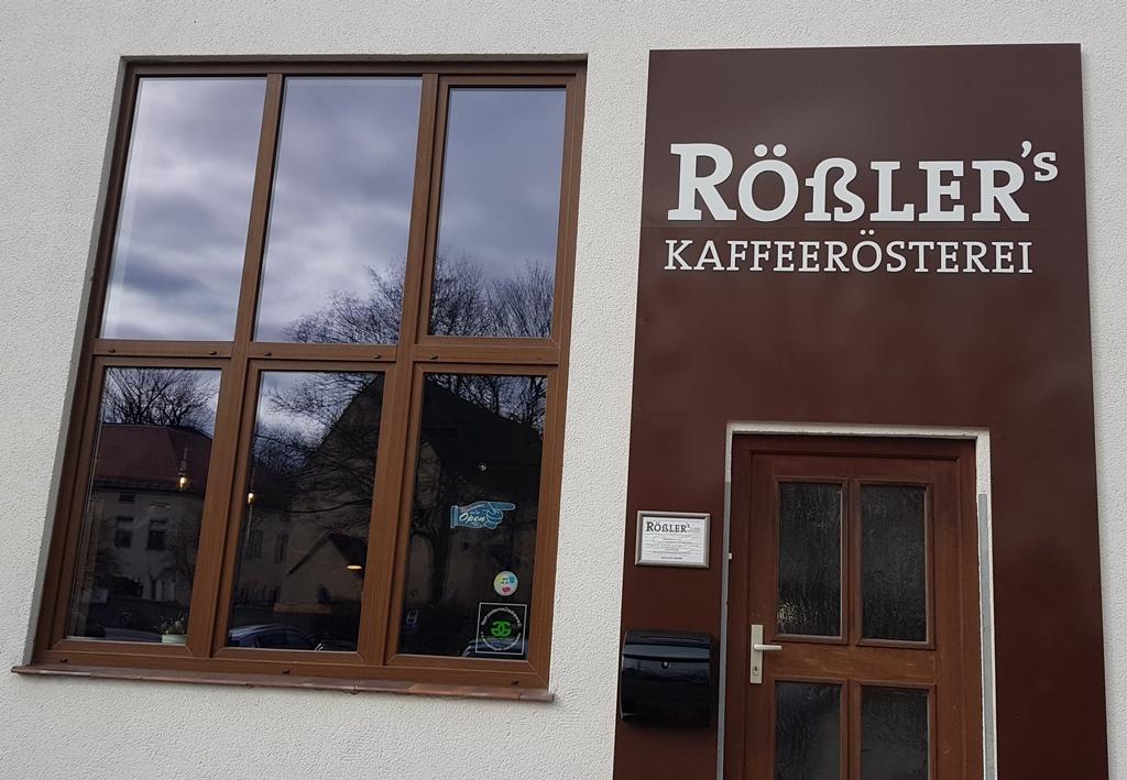 Rößler's Kaffeerösterei: guter, nachhaltiger Kaffee und entschleunigtes Dorfleben